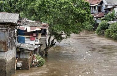 Awas, Sungai Ciliwung Diperkirakan Meluap Malam Ini