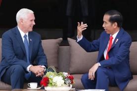 RI dan AS Perkuat Kerja Sama Investasi dan Perdamaian