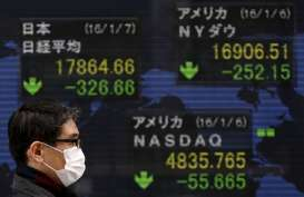 BURSA JEPANG: Indeks Nikkei 225 & Topix Bervariatif