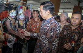 Jokowi Ajak Masyarakat Gunakan Produk Dalam Negeri