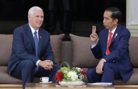 KUNJUNGAN WAPRES AS: Buah Chemistry Trump & Jokowi?