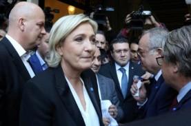 Pilpres Prancis Menuju Putaran Kedua, Le Pen Unggul…