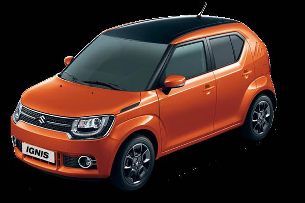 Suzuki Ignis - Suzuki