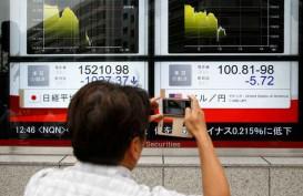 BURSA JEPANG: Yen Melemah, Nikkei 225 & Topix Berakhir Naik Tajam