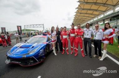 T2 Motorsports Siap Takhlukkan Arena Balap Bersama Ferrari 488 GT3
