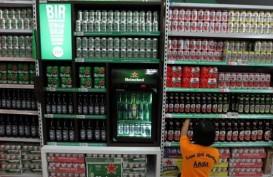 Industri Minuman Beralkohol Anjlok