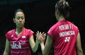 Badminton Asia Championships 2017: Tinggal Della Destiara/Rosyita Di Ganda Putri