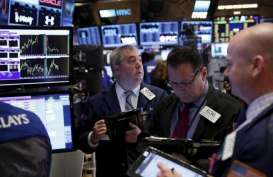 BURSA AS: Trump Ajukan Potong Pajak Bisnis, Wall Street Ditutup Melemah