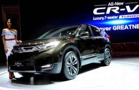 IIMS 2017: Ini Harga All New Honda CR-V