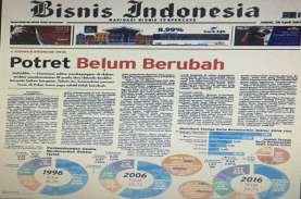 Bisnis Indonesia Edisi Cetak Jumat (28/4) Utama: Sensus…