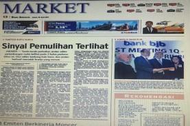 Bisnis Indonesia Edisi Cetak Jumat (28/4) Market:…