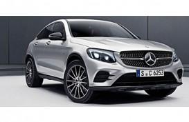 Luncurkan GLC Coupe, Mercedes-Benz Kembali Tambah Varian SUV. Ini Kelebihannya