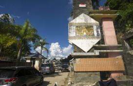 Pos Lintas Batas di Entikong Cantik, Malaysia Tak Mau Kalah