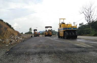 Pelebaran Jalan Serawak - Entikong-Balai Karangan-Kembayan 43%