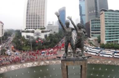 MAY DAY : 750 Aparat Gabungan Amankan Bogor