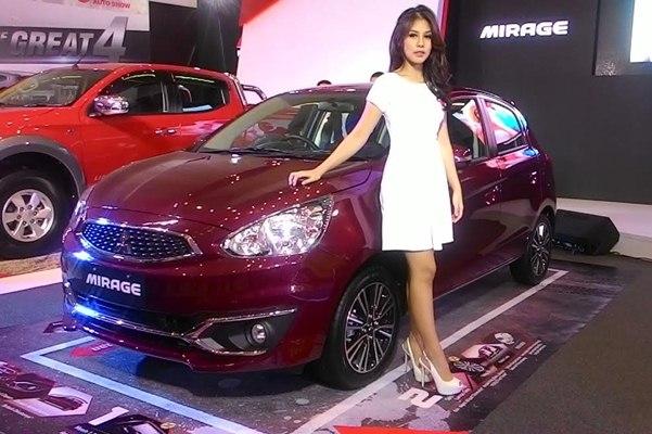 Mitsubishi New Mirage - Bisnis.com