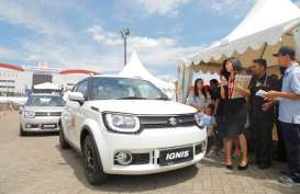 IIMS 2017: 1.000 Pengunjung Jajal Suzuki Ignis