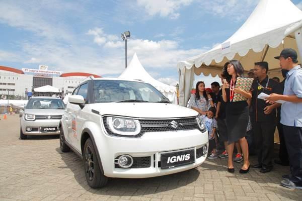 Suzuki Ignis - Bisnis/Nurudin Abdullah