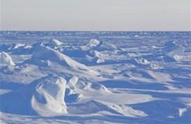 Di Luar Perkiraan, Es Menyusut Lebih Lambat di Antartika
