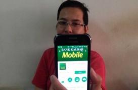 Pengguna Aplikasi Mobile Banking Bank Kalbar Capai 3.000-an