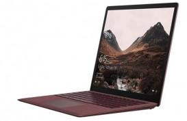 Microsoft Perkenalkan Komputer Pribadi Terbaru, Inilah Profile Surface Laptop