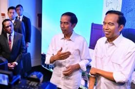 Jokowi Bilang Pertumbuhan Ekonomi RI Terbaik Ketiga,…