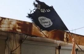ISIS Akui Serang Iringan Kendaraan Lapis Baja NATO