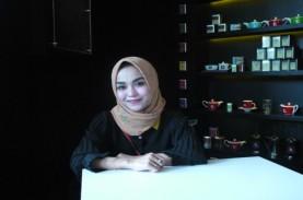 Medina Zein: 'Nomor Satu di Bisnis itu Promosi'