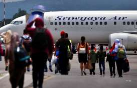 JELANG LIBUR LEBARAN 2017: Sriwijaya Air Group Siapkan 138.852 Kursi Tambahan