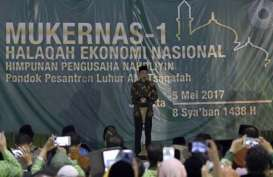 Bertemu Pengusaha Nahdliyin, Jokowi Sosialisasikan Redistribusi Aset