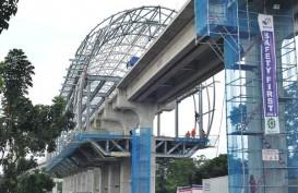 Pemkot Medan - Kemenkeu Teken MoU LRT