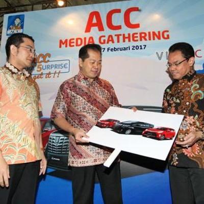 Astra Credit Companies Acc Buka 5 Kantor Cabang Finansial Bisnis Com