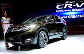 Honda Catat Angka Penjualan 3.555 Unit Selama IIMS 2017