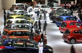 KINERJA INDUSTRI OTOMOTIF: Pasar Mobil Melaju