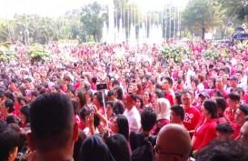 Kapasitas 1.136 Dihuni 3.700 Orang, dari Rutan Cipinang Ahok ke Mako Brimob