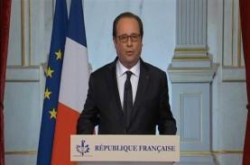 Pemerintahan Prancis Resmi Mengundurkan Diri