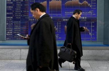 BURSA JEPANG: Investor Ambil Untung, Nikkei 225 & Topix Akhiri Reli