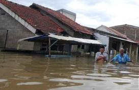 Banjir di Periuk, Pemkot Tangerang Bangun Pintu Air Kali Ledug