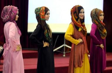 Modest Fashion Rambah Pasar Majemuk