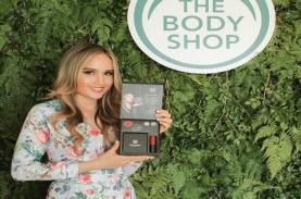 Cinta Laura jadi Brand Ambassador Pertama The Bodyshop…