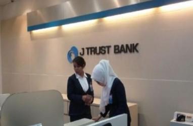Bank J Trust Indonesia Raup Laba Rp42,22 Miliar