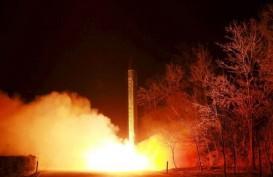 Korut Tembakkan Rudal ke Laut Jepang