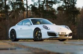 Porsche Rayakan 1 Juta Unit 911