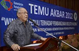 Mantan Menperin Hartarto Meninggal, dari Koordinator Teknik hingga Jadi Menteri
