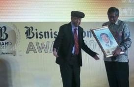 BISNIS INDONESIA AWARD 2017: 14 Emiten Konsisten Bertumbuh, Jahja Setiaatmadja Jadi Best CEO