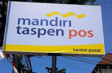 BANK MANDRIRI TASPEN POS Emisi Obligasi Rp2 Triliun