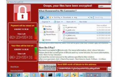Heboh Ransomware WannaCry, Ini Imbauan APJII