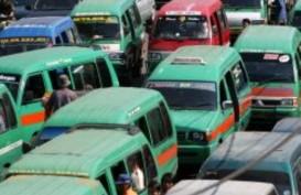 Saingi Angkutan Online, Angkot Didorong agar Lebih Nyaman