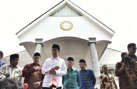 Bertemu Tokoh Lintas Agama, Presiden Jokowi: Dukung Demokrasi yang Sehat