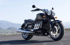 MOTOR GEDE: Triumph Bidik Penjualan 150 Unit